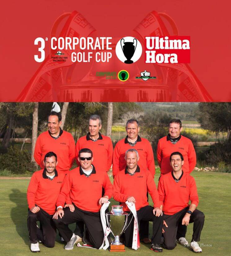 UH Corporate Golf Cup 2015-16