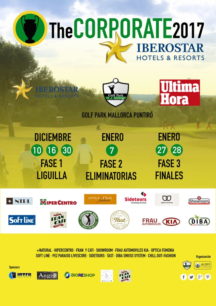 UH The CORPORATE 2017 powered by Iberostar