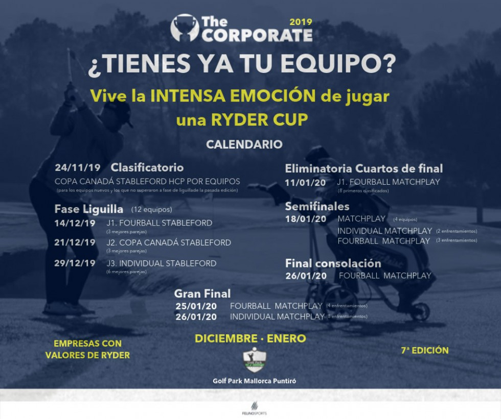 TheCORPORATE2019 - Calendario